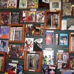 A large selection of books